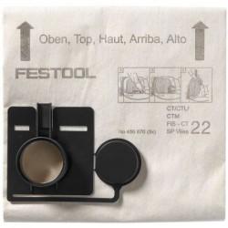 Worek filtrujący FIS-CT 44...