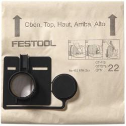 Worek filtrujący FIS-CT 55+5